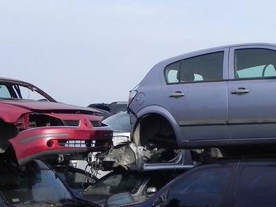 rozbite samochody 1